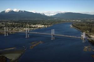 Pitt Meadows bridge