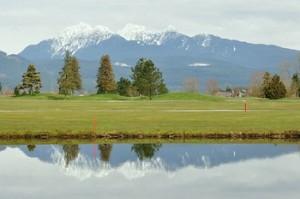 Pitt Meadows golfing